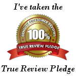 True Review Pledge